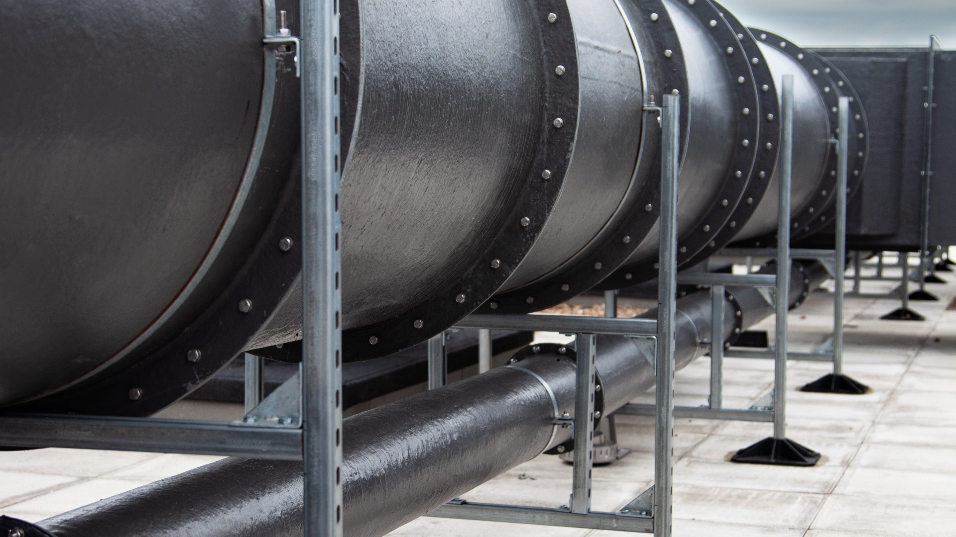 Case Study - Sir Henry Royce Fume Extract System Install - Picture 3