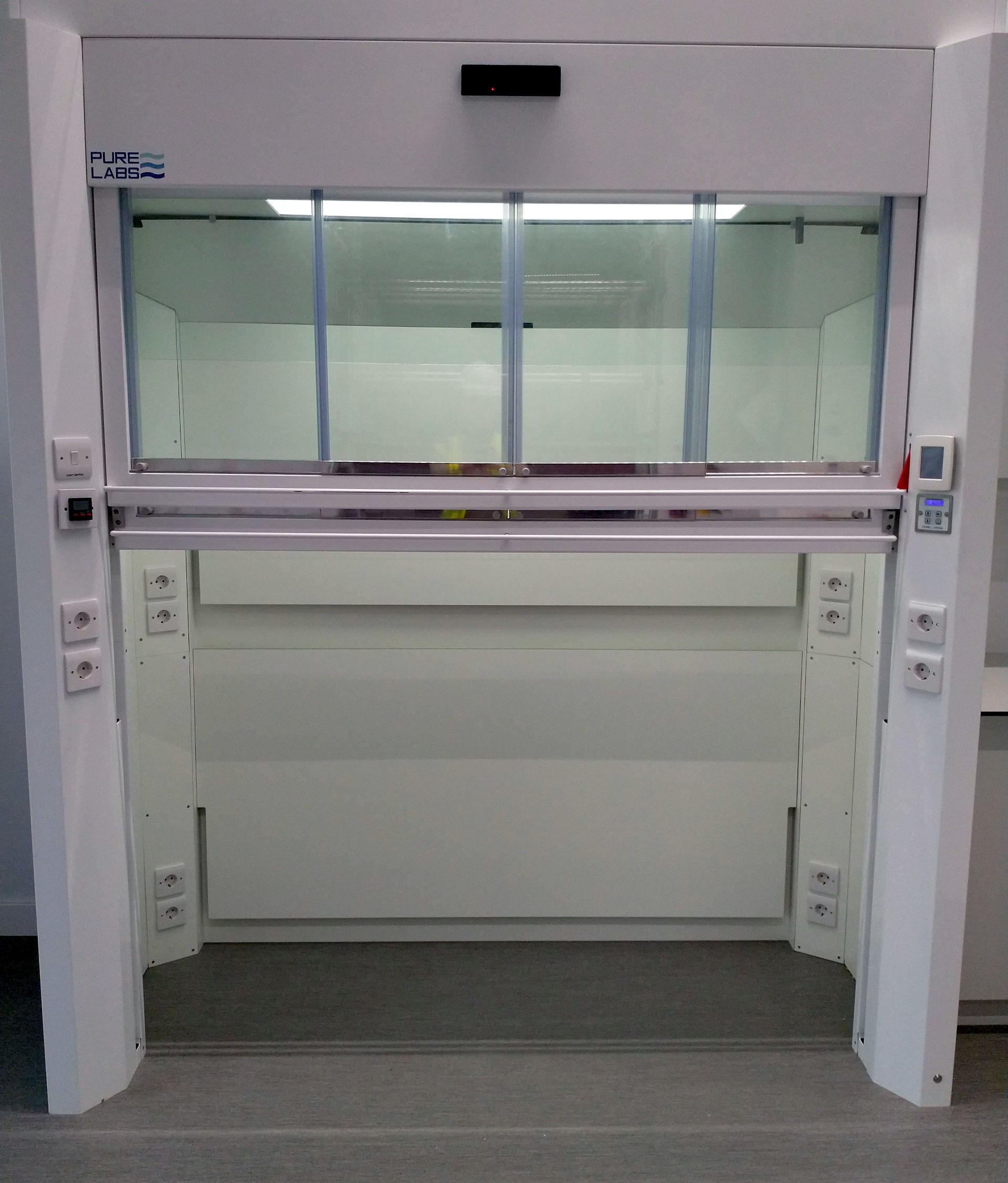 PL3 Walk In Fume Cupboard